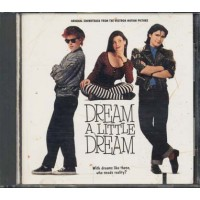 Dream A Little Dream Ost - Van Morrison/Otis Redding/Lone Justice Cd