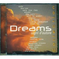 Dreams Sogni D' Autore - Enigma/Roxette/Sade/Level 42/Scorpions Cd