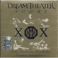 Dream Theater - Score 20Th Anniversary World Tour Digipack 3X Cd