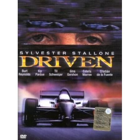Driven - Sylvester Stallone/B Reynolds Snapper Dvd