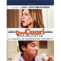 Due Cuori E Una Provetta - Jennifer Aniston/Jason Bateman Blu Ray