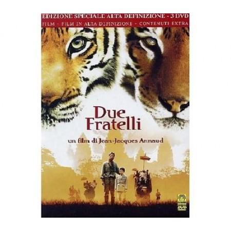 Due Fratelli (Hd) - Jean Jacques Annaud/Guy Pearce Digipack 3X Dvd