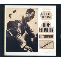 Duke Ellington & Strayhorn - Piano Duets Great Times! Digipack Cd