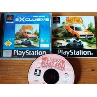 Dukes Of Hazzard Racing For Home Ps1