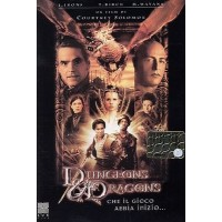 Dungeons & Dragons - Jeremy Irons Dvd