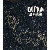 Dupain - Les Vivants Digipack Cd