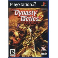 Dynasty Tactics 2 Uk Ps2