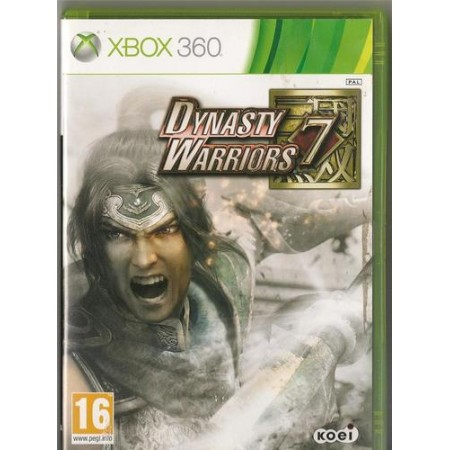 Dynasty Warriors 7 Xbox 1A Stampa