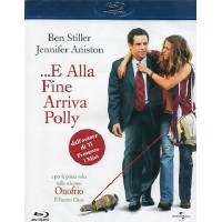 E Alla Fine Arriva Polly Ben Stiller/Jennifer Aniston Blu Ray