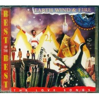 Earth Wind And Fire - The Love Songs Cd