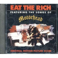 Eat The Rich Ost - Motorhead Cd