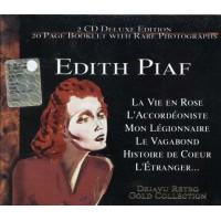 Edith Piaf - Deja Vu Retro Gold Fat Box 2x Cd