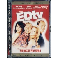 Ed Tv - Ron Howard/Matthew Mcconaughey Dvd Super Jewel Box