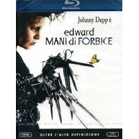 Edward Mani Di Forbice - Tim Burton/Johnny Depp Blu Ray