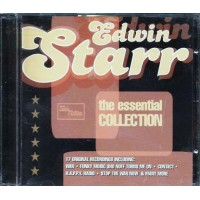Edwin Starr - The Essential Collection Cd