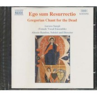 Ego Sum Resurrection - Gregorian Chant For The Dead Naxos Cd