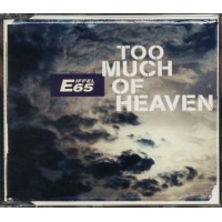 Eiffel 65 - Too Much Of Heaven Cd
