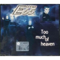 Eiffel 65 - Too Much Of Heaven Early Press Cd