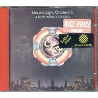 Electric Light Orchestra - A New World Record Cbs Red Case Cd