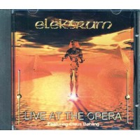 Elektrum - Live At The Opera Cd