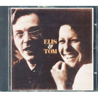 Elis Regina & Antonio Carlos Jobim - Elis & Tom (De Moraes) Cd