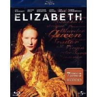 Elizabeth - Cate Blanchett/Geoffrey Rush Blu Ray
