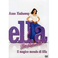 Ella Enchanted - Anne Hathaway Dvd