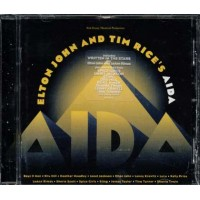Elton John/Tim Rice - Aida (Spice Girls/Sting/Kravitz/Jackson) Cd