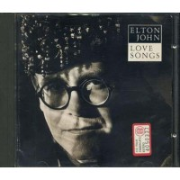 Elton John - Love Songs Pickwick Cd