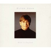 Elton John - Made In England Cd