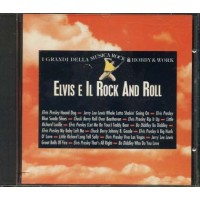 Elvis E Il Rock And Roll - Presley/Jerry Lee Lewis/Chuck Berry Italy Press Cd
