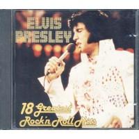 Elvis Presley - 18 Greatest Rock'N Roll Hits Cd