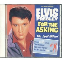 Elvis Presley - For The Asking The Lost Album Cd