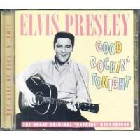 Elvis Presley - Good Rockin' Tonight Cd