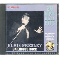 Elvis Presley - Jailhouse Rock 20 Rock'N'Roll Greatest Hits Cd