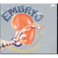 Embryo - Rocksession Digipack Extremely Rare Cd