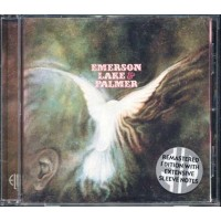 Emerson Lake & Palmer - S/T Remastered Cd