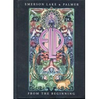 Emerson Lake & Palmer - From The Beginning Digibook 5X Cd