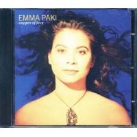 Emma Paki - Oxygen Of Love Cd