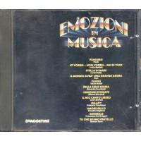 Emozioni In Musica - Pooh/Battisti/Dalla/Vasco Rossi/De Gregori Cd