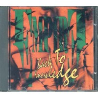 Empire - Back To Knowledge Cd