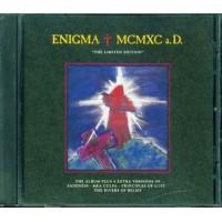 Enigma - Mcmxc A.D. + 4 Bonus Tracks Cd