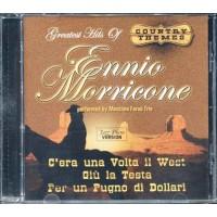 Ennio Morricone/Massimo Farao' Trio - Greatest Hits Country Themes Cd