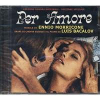 Ennio Morricone - Per Amore (Chopin/Luis Bacalov) Cd