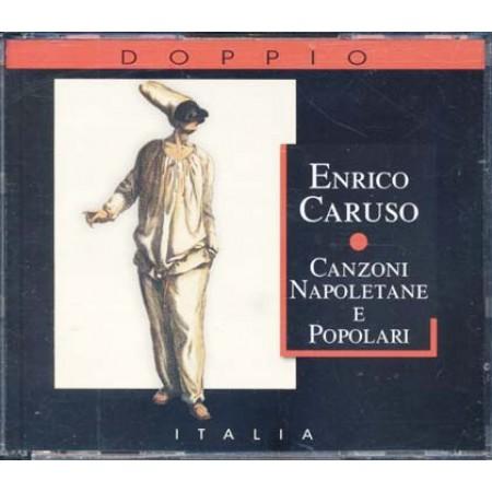 Enrico Caruso - Canzoni Napoletane E Popolari Fat Box 2x Cd