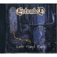 Entombed - Left Hand Path Cd