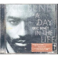 Eric Benet - A Day In The Life Cd