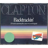 Eric Clapton - Backtrackin' Fat Box 2x Cd