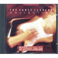 Eric Clapton - The Early Clapton Collection Cd
