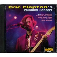 Eric Clapton - Rainbow Concert - Il Grande Rock Italy Press Cd